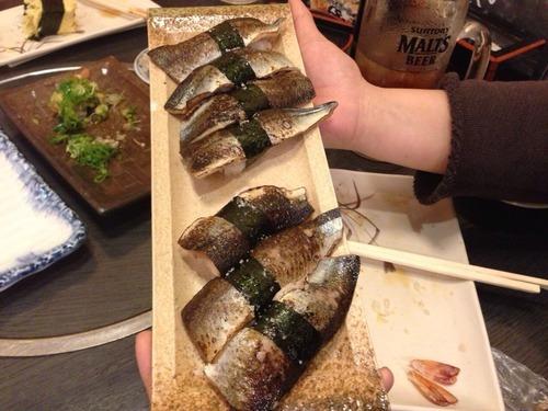 寿司 さんま